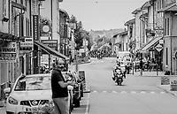 village passage<br /> <br /> Stage 6: Le parc des oiseaux/Villars-Les-Dombes &rsaquo; La Motte-Servolex (147km)<br /> 69th Crit&eacute;rium du Dauphin&eacute; 2017