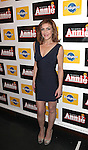 attending the Broadway Opening Night Performance of 'Annie' at the Palace Theatre in New York City on 11/08/2012