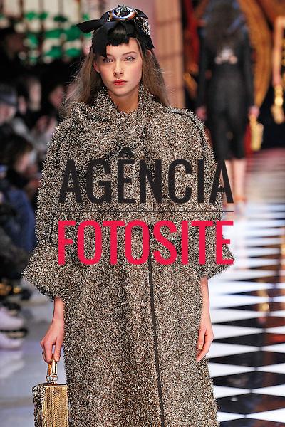 Dolce Gabbana<br /> <br /> Milao - Inverno 2016<br /> <br /> <br /> foto: FOTOSITE