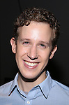"Alex Wyse attends the cast photo call for the MCC Production of ""Ride The Cyclone""  at The Duke 42nd Street on October 6, 2016 in New York City."
