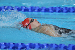 Glasgow 2014 Commonwealth Games<br /> Women's 200m Backstroke heats<br /> Danielle Stirrat (Wales)<br /> Tollcross Swimming Centre<br /> 27.07.14<br /> &copy;Steve Pope-SPORTINGWALES