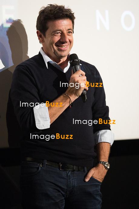 EXCLUSIF - NO WEB, NO BLOG -<br /> Patrick Bruel arrive &agrave; l'avant-premi&egrave;re mondiale du film &quot; Ange et Gabrielle &quot; au cin&eacute;ma UGC Toison d'Or, &agrave; Bruxelles.<br /> Belgique, Bruxelles, 6 novembre 2015<br /> EXCLUSIVE - NO WEB, NO BLOG -<br /> French singer Patrick Bruel arrives at the world movie Premiere of ' Ange &amp; Gabrielle ' at the UGC Toison d'Or in Brussels. <br /> Belgium, Brussels, 6 November 2015