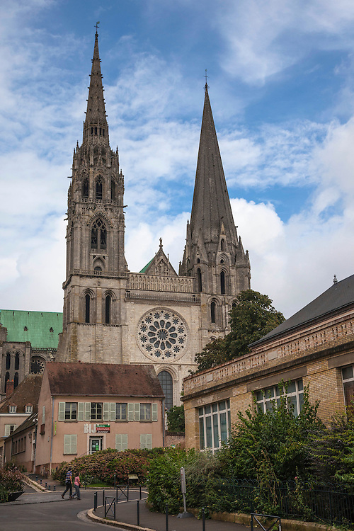 This magnificent cathedral is considered one of the greatest surviving examples of 13th century Gothic architecture.