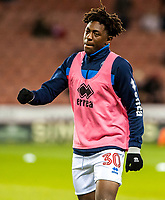 Queens Park Rangers midfielder Ebere Eze (30) during the Sky Bet Championship match between Sheff United and Queens Park Rangers at Bramall Lane, Sheffield, England on 20 February 2018. Photo by Stephen Buckley / PRiME Media Images.