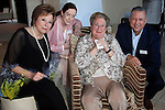 PALM SPRINGS - APR 27: Guests, Alba Francesca, Keith McNutt at a cultivation event for The Actors Fund at a private residence on April 27, 2016 in Palm Springs, California