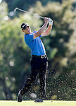 Ryan Lynch of Australia during the Holden NZ PGA Championship, Round One, Remuera Golf Club, Remuera, Auckland, New Zealand. Friday 3 March 2016. Photo: Simon Watts/www.bwmedia.co.nz <br /> All images &copy; NZ PGA and BWMedia.co.nz
