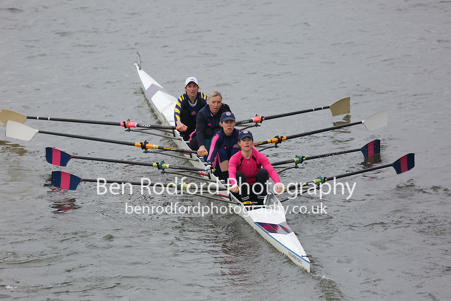 Crew: 208   Twickenham RC   W.Mas.4x- (C)<br /> <br /> Veterans' Head of the River Race 2018<br /> <br /> To purchase this photo, or to see pricing information for Prints and Downloads, click the blue 'Add to Cart' button at the top-right of the page.