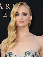 "04 June 2019 - Hollywood, California - Sophie Turner. ""Dark Phoenix"" Los Angeles Premiere held at TCL Chinese Theatre. <br /> CAP/ADM/BT<br /> ©BT/ADM/Capital Pictures"