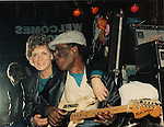 Koko Taylor NYC October 1987