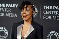 """19 November 2019 - Beverly Hills, California - Amirah Vann. The Paley Center Celebrates The Final Season Of """"How To Get Away With Murder""""<br />  held at The Paley Center for Media. Photo Credit: Birdie Thompson/AdMedia"""