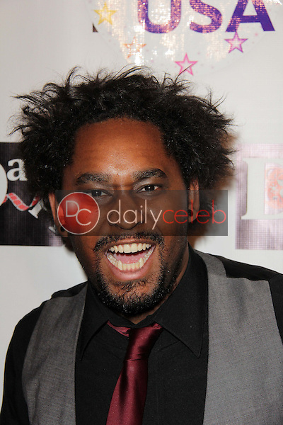 Aston K. Woods<br /> at the Monster Man Costume Ball, Cabo Wabo, Hollywood, CA 10-16-13<br /> David Edwards/Dailyceleb.com 818-249-4998
