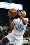 25 November 2012: North Carolina's Brittany Rountree. The University of North Carolina Tar Heels played the UNC Asheville Bulldogs at Carmichael Arena in Chapel Hill, North Carolina in an NCAA Division I Women's Basketball game. UNC won the game 101-42.