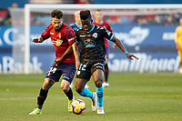 Ruben García (midfield; CA Osasuna) during the Spanish football of La Liga 123, match between CA Osasuna and CD Lugo at the Sadar stadium, in Pamplona (Navarra), Spain, on Sanday, December 2, 2018.