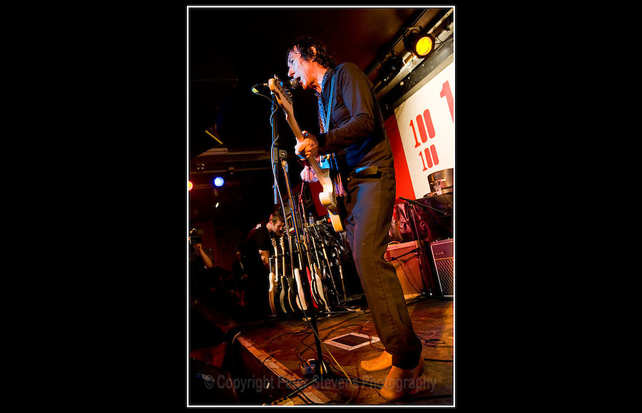 Steve Diggle - Making the Modern Scene 2 - Terry Rawlings Benefit - 100 Club - 27-07-2009