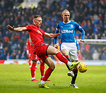 4.3.2018: Rangers v Falkirk Scottish Cup QF<br /> Joe McKee and Kenny Miller