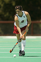 STANFORD, CA - AUGUST 14:  Katie Mitchell of the Stanford Cardinal during picture day on August 14, 2008 at the Varsity Turf Field in Stanford, California.