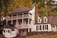 AJ3144, Charlottesville, Virginia, tavern, Historic Michie Tavern in Charlottesville in the state of Virginia.