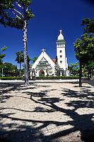 Catholic Church in Vung Tau, Vietnam