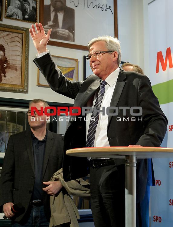 10.05.2015, B&uuml;rgerschaft, Bremen, GER, Bremer B&uuml;rgerschaftswahl 2015, im Bild Jens B&ouml;hrnsen (SPD)<br /> <br /> Foto &copy; nordphoto / Frisch