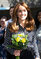 Duchess Of Cambridge visits Sunshine House Children and Young People Health and Development Centre