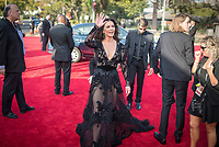 Catherine Zeta-Jones arrives at the 75th Annual Golden Globes Awards at the Beverly Hilton in Beverly Hills, CA on Sunday, January 7, 2018.<br /> *Editorial Use Only*<br /> CAP/PLF/HFPA<br /> &copy;HFPA/Capital Pictures