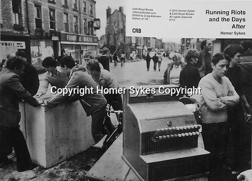 Running Riots and the Days After.<br />