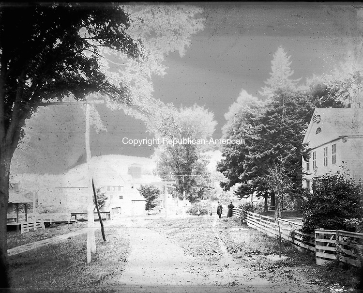 Frederick Stone negative. Unidentified places, undated.