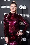 Model Cristina Tosio attends the 2018 GQ Men of the Year awards at the Palace Hotel in Madrid, Spain. November 22, 2018. (ALTERPHOTOS/Borja B.Hojas)