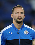 Leicester's Danny Drinkwater during the Champions League group B match at the King Power Stadium, Leicester. Picture date November 22nd, 2016 Pic David Klein/Sportimage