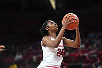 NWA Democrat-Gazette/J.T. WAMPLER Image from Arkansas' 88-80 win over Houston Thursday March 21, 2019 at Bud Walton Arena in Fayetteville during the first round of the Women's National Invitational Tournament.