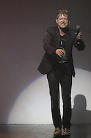 """SAO PAULO, SP, 16.10.2014 - SHOW ROBERTO LEAL: Roberto Leal durante show de lançamento do CD """"Obrigado, Brasil!"""",  na Terra da Garoa região central de São Paulo na noite desta quinta-feira,16. (Foto: Marcos Moraes / Brazil Photo Press)."""