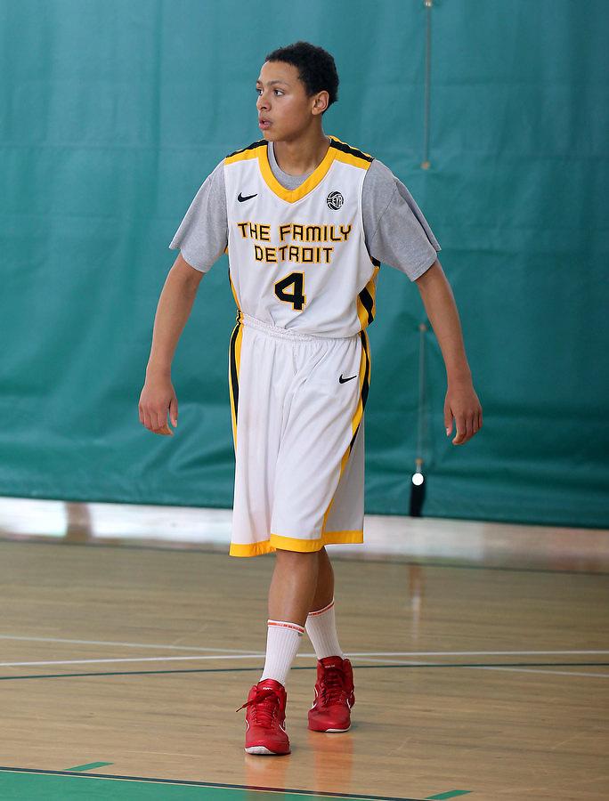 April 8, 2011 - Hampton, VA. USA; Jordon Price participates in the 2011 Elite Youth Basketball League at the Boo Williams Sports Complex. Photo/Andrew Shurtleff