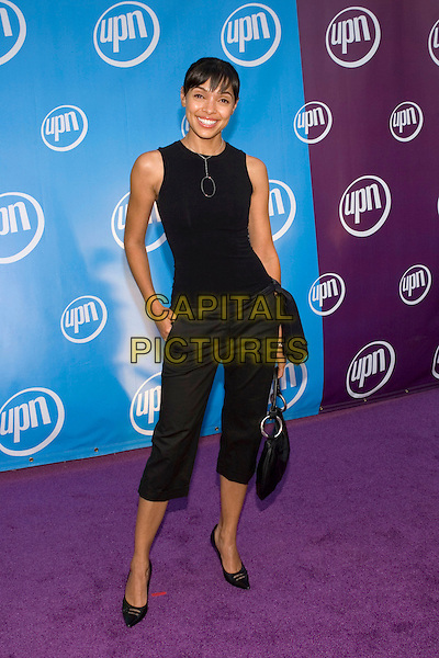 21 July 2005 - Los Angeles, California - Tamara Taylor.  UPN Summer 2005 Press Tour Party Arrivals held at Paramount Studios.  Photo Credit: Zach Lipp/AdMedia