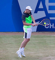 SAM QUERREY (USA)<br /> <br /> Aegon Championships 2014 - Queens Club -  London - UK -  ATP - ITF - 2014  - Great Britain -  12th June 2014. <br /> <br /> &copy; AMN IMAGES
