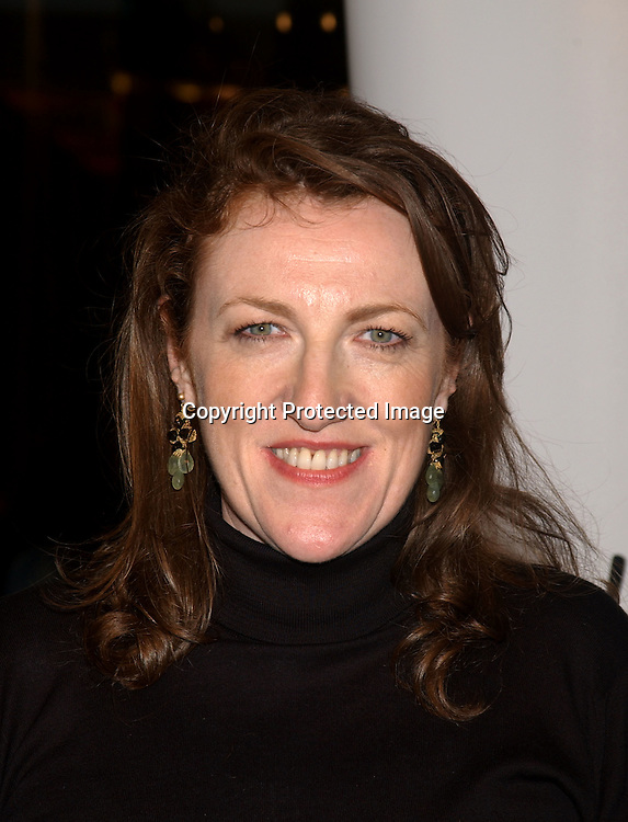 Glenda Bailey                               ..at the Salvatore Ferragamo NYC Flagship Store opening on ..September 12, 2003 . The Event benefitted Free Arts NYC.  Photo by Robin Platzer, Twin Images.