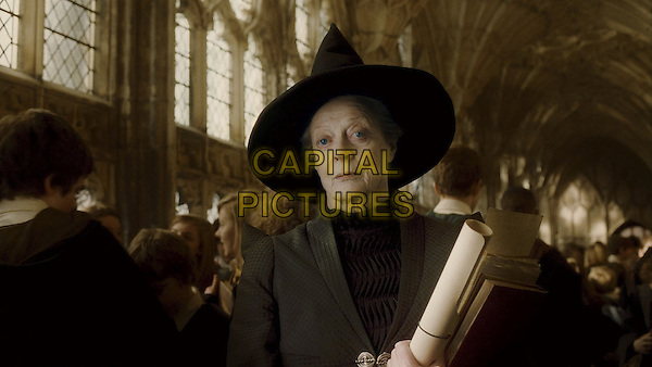 MAGGIE SMITH .in Harry Potter and the Half-Blood Prince.*Filmstill - Editorial Use Only*.CAP/FB.Supplied by Capital Pictures.