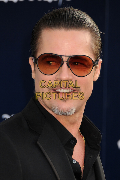28 May 2014 - Hollywood, California - Brad Pitt. &quot;Maleficent&quot; Los Angeles Premiere held at The El Capitan Theatre. <br /> CAP/ADM/BP<br /> &copy;Byron Purvis/AdMedia/Capital Pictures