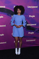 NEW YORK, NEW YORK - MAY 13: Barrett Doss  attends the People & Entertainment Weekly 2019 Upfronts at Union Park on May 13, 2019 in New York City. <br /> CAP/MPI/IS/JS<br /> ©JS/IS/MPI/Capital Pictures