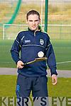 Stephen Ashe new Kerry Hurler.