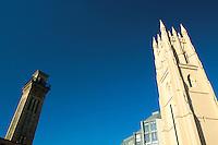 Trinity Tower and Park Parish Church, Park Circus, Glasgow