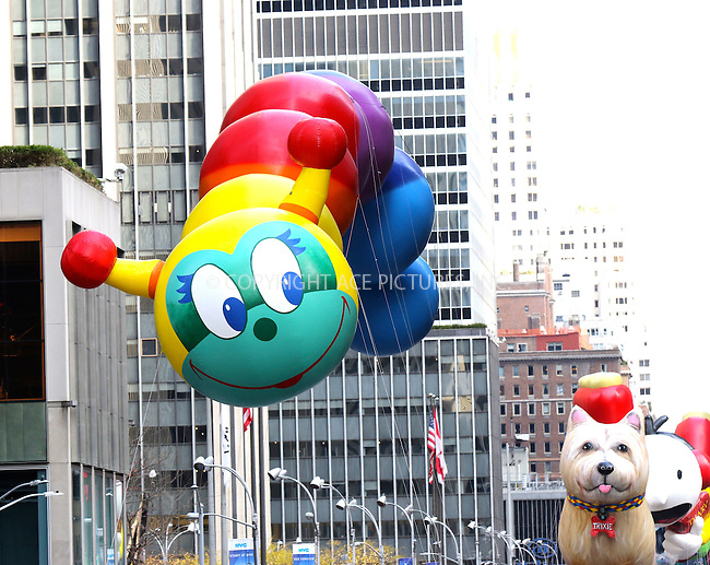 www.acepixs.com<br /> <br /> November 24 2016, New York City<br /> <br /> A Balloon at the 90th Annual Macy's Thanksgiving Day Parade on November 24, 2016 in New York City. <br /> <br /> By Line: Nancy Rivera/ACE Pictures<br /> <br /> <br /> ACE Pictures Inc<br /> Tel: 6467670430<br /> Email: info@acepixs.com<br /> www.acepixs.com