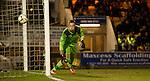 Livi keeper Darren Jamieson beaten by Marius Zaliukas as Rangers quickly equalise