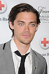 SANTA MONICA, CA - APRIL 21: Tom Payne attends American Red Cross Annual Red Tie Affair at Fairmont Miramar Hotel on April 21, 2012 in Santa Monica, California.