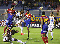 Deportivo Pasto vs Deportes Tolima 18-10-2015. LA II_2015