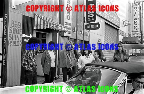The Grateful Dead; 1967<br /> Photo Credit: Baron Wolman\AtlasIcons.com