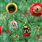 GIORDANO, GIFT WRAPS, GESCHENKPAPIER, PAPEL DE REGALO, Christmas Santa, Snowman, Weihnachtsmänner, Schneemänner, Papá Noel, muñecos de nieve, paintings+++++Fireside Pups Ornaments,USGIPROV17,#gp#,#x# ,dog,dogs