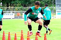 NORG - Voetbal, Trainingskamp FC Groningen, voorbereiding seizoen 2018-2019, 10-07-2018,  FC Groningen speler Ritsu Doan