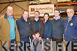 Photographed at the Kellihers Feed & Agri Supplies Open Day on Wednesday last.John Lynch, Castlegregory, Paddy Burns, Southern Milling, John Lynch, General Manager, Kellihers Feed & Agri,.Connor Lynch, Ann Marie Crowley, Trouw Nutrition, Alan Lynch, Southern Milling, adn Eugene O'Sullivan, Spa, Fenit..