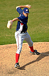 9 March 2007: Washington Nationals pitcher Billy Traber on the mound against the Baltimore Orioles at Fort Lauderdale Stadium in Fort Lauderdale, Florida. <br /> <br /> Mandatory Photo Credit: Ed Wolfstein Photo