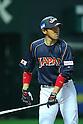 Seiichi Uchikawa (JPN), .FEBRUARY 28, 2013 - WBC : .2013 World Baseball Classic .Exhibithion Game .between Tokyo Yomiuri Giants 1-6 Japan .at Yafuoku Dome, Fukuoka, Japan. .(Photo by YUTAKA/AFLO SPORT)